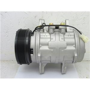 AC Compressor Fits Porsche 924 944 & 968 (One Year Warranty New 57343