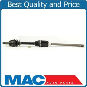 CV Drive Axle Shaft Assembly Front Right Passenger Side Fits 07-14 BMW X5 X6