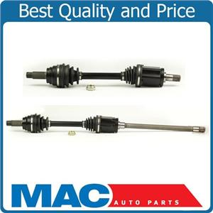 CV Drive Axle Shaft Assembly Left Driver Right Passenger Side Pair For BMW X5 X6