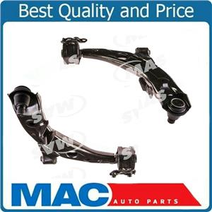 Front Lower Left Right Control Arm with Ball Joint Set Pair for 07-14 Mazda CX-9