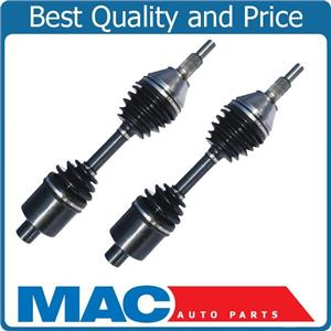 Front Left & Right Side CV Axle Shafts For 02-05 Dodge Ram 1500 All Wheel Drive