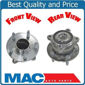 1- Complete Rear Wheel Bearing Hub Assembly Fits For Chevrolet Cruze 10-15