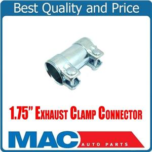 44.50mm 1 3/4 1.75 Inch Exhaust Clamp Connector Repair Clamp