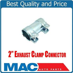 50.80mm 2 Inch 2.00 Inch Exhaust Clamp Connector Repair Clamp