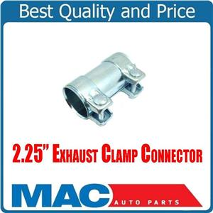57.15mm 2 1/4 Inch 2.25 Inch Exhaust Clamp Connector Repair Clamp