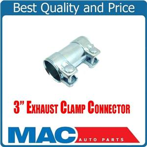 76.20 mm 3 Inch 3.00 Inch Exhaust Clamp Connector Repair Clamp