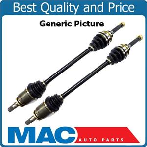 CV DRIVE AXLE SHAFT ASSEMBLY REAR LEFT RIGHT SIDE PAIR FOR 09-2013 INFINITI FX50