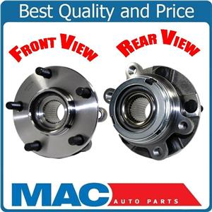 (2) WHEEL BEARING AND HUB ASSEMBLY Fits 09-14 Maxima Quality Built