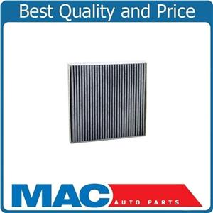 Improved Charcoal Cabin Air Filter 3770C fits 08-15 Smart Fortwo REF# 4518300018