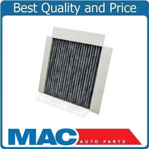 Improved Charcoal Cabin Air Filter fits 05-07 Smart Fortwo 0.8L-L3 # 0001110v003