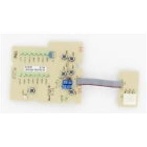 Whirlpool Refrigeration MICROCPTR Board Part 2214765R 2214765 Model GC5THGXKT00