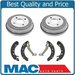 Brake Drum Rear 80010 8 Inch Rear Drums & Shoes Call Check Info