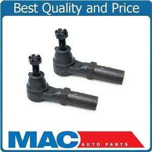 (2) OUTER Steering Tie Rod Ends TO91435 Fits 11-14 2500HD 3500HD Silverado