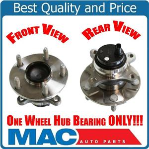 Wheel Bearing and Hub Assembly Front Left FVP WH513284 06-14 IS250 RWD