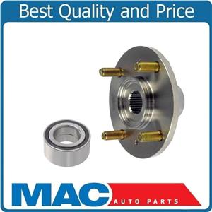 Wheel Hub & Bearing 63045K fits 98-02 Honda Accord 4 Cly Engine Only