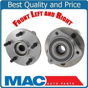 Wheel Bearing and Hub Assembly 2 Front 100% New fits 99-04 Jeep Grand Cherokee