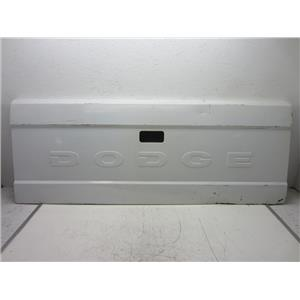 FOR 1987-1996 DODGE DAKOTA TAILGATE (WHITE)