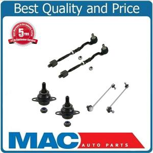 Tie Rod End Assembly Stabilizer Sway Bar Links Lower Ball Joint 04-07 BMW X3 E83