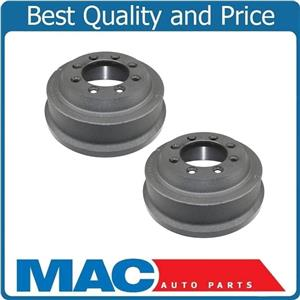 (2)  8964 Brake Drum 85-98 Ford F250 8500 GVW 8 Stud 12x3 Inch Rear Brake Drums