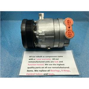 AC Compressor Fits 2004-2008 Suzuki Forenza 2005-2008 Reno (1yr Warr) R97272