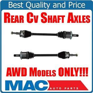 Fits 05-08 300 AWD 3.5L 5.7L L & R REAR AXLES 27 Spline Inn & Out Magnetic Ring