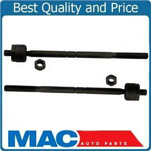 Front Suspension Steering Inner Tie Rod End Pair for 03-06 Saab 9-3 2.0 Models