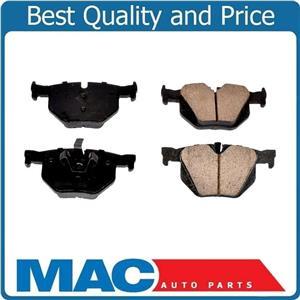 Disc Brake Pad-Ceramic Pads Rear Dash 4 Brake CD1170 Fits 08-13 335i BMW Rear