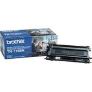 Compatible TN115BK Black Toner Cartridge Brother DCP-9040cn