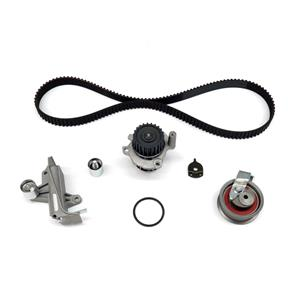 Timing Belt Kit Water Pump Hydraulic Tensioner 00-05 Beetle 1.8 Metal Impella