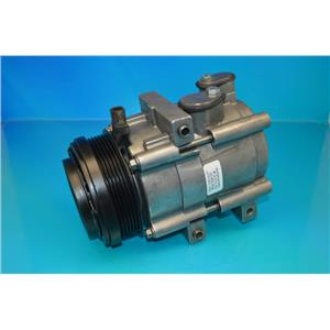 AC Compressor Fits Ford Lincoln Mercury (One Year Warranty) R67185