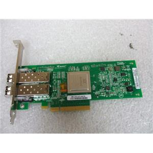 HP/QLOGIC QLE2562-HP 489191-001 8GB PCI-E DUAL PORT FIBRE CHANNEL AJ718A HP