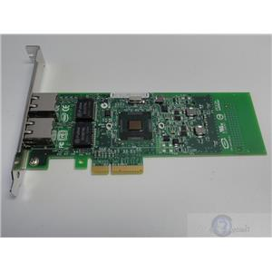 Dell Intel Pro G174P Dual Port NIC 10/100/1000 Ethernet Network Adapter High Pro