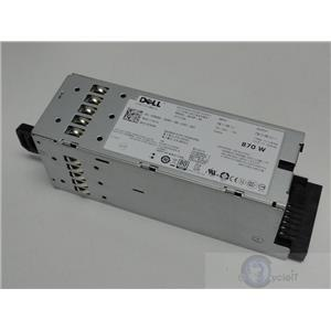 Dell 7NVX8 A870P-00 PowerEdge R710 T610 870W Server Power Supply Refurbished