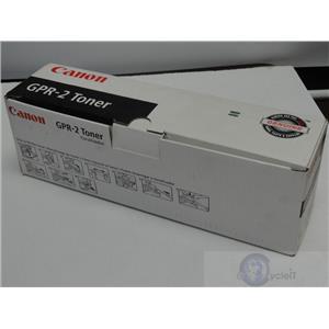 Brand New OEM Canon GPR-2 Toner Imagerunner 330/400 530 Grams Black