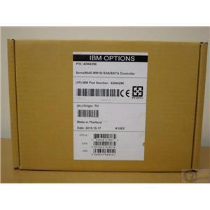 Brand New IBM ServeRAID-MR10i SAS/SATA Controller 43W4296 OEM