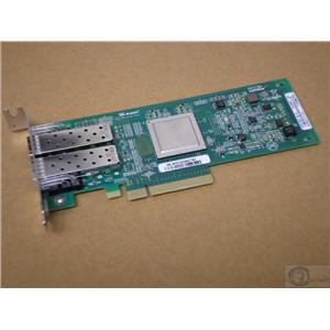 DELL QLOGIC QLE2562L-DEL HBA PCIe x8 8Gbps Fibre Channel