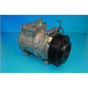 AC Compressor Fits Mercedes 400 500 600 E420 S600 (1YrW) Reman 77344