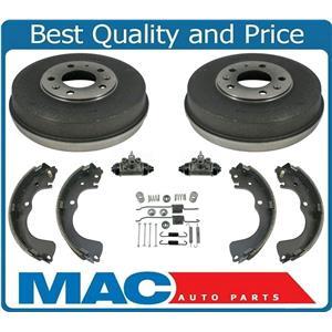 Brake Drums & Shoes Brake Shoe Springs Wheel Cylinders for Mazda MPV Van 00-03