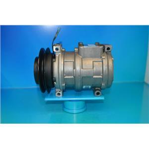 AC Compressor Fits BMW 318i 735i 735iL (1 Year Warranty) Reman 20-10751