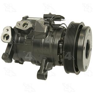 AC Compressor fits Aspen Durango Commander Touareg (1 Year Warranty) R157337