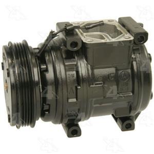 AC Compressor fits 2002 Kia Sportage (1 Year Warranty) R97344