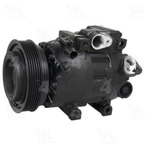 AC Compressor fits 2010 Hyundai Sonata 2009-2010 Kia Optima  (1YW) R157372