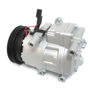 AC Compressor for 2006-2009 Hyundai Accent (1 Year Warranty) R67358