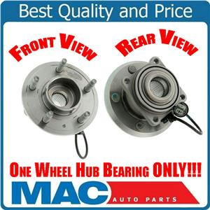 REAR Wheel Hub Bearing Assembly For 07-09 Torrent Equinox All Wheel Drive 4x4