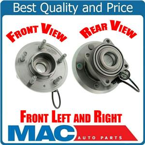 2/ 512358 Fits 07-09 Torrent Equinox AWD 4x4 REAR Wheel Bearing and Hub Assembly