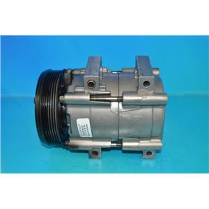 AC Compressor Fits 2003 2004 Ford Focus (One Yr Warranty) Reman 57166