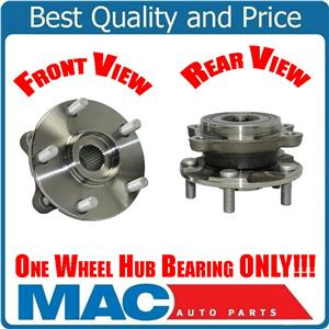 Front Hub and Bearing Assembly Front GSP 694258 Fits 06-2011 Rav4 V6 3.5L Only