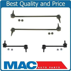 Front & Rear Stabilizer Sway Bar Links For 04-08 Grand Prix 4Pc Kit