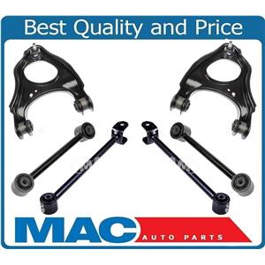 Lateral Arms & Rear Upper & Lower Control Arms Fits Accord TL Crosstour 09-15