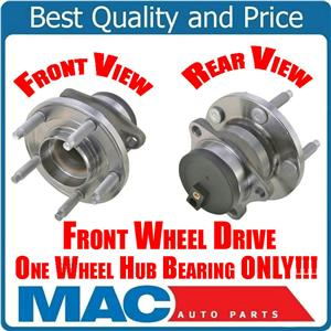 Wheel Bearing  Hub Assembly  Fits 09-2010 EDGE MKX Front Wheel Drive Only REAR